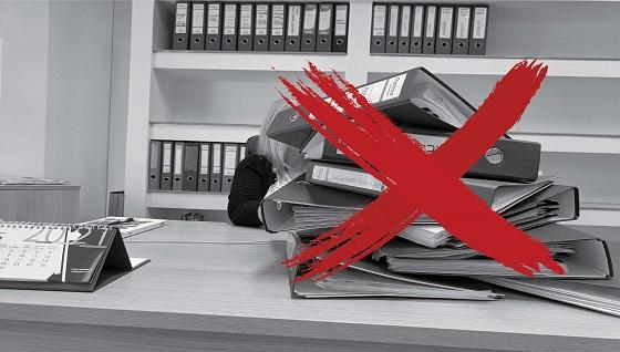 """Consiliul Județean își propune să devină """"paperless"""" în cel mult un an de zile.Instituția caută firmă IT pentru o platformă digitală complexă."""